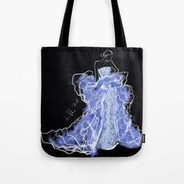 Ralph & Russo couture illustration Tote Bag