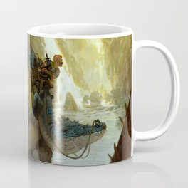 Scouting Party Coffee Mug