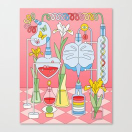 The Alchemy Of Exisiting Canvas Print