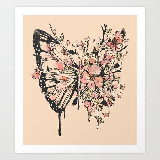 Metamorphora Art Print