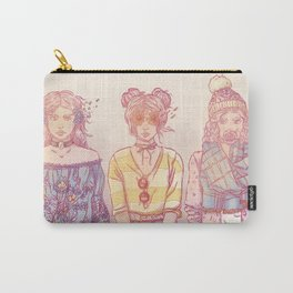Three Wise Sisters Carry-All Pouch