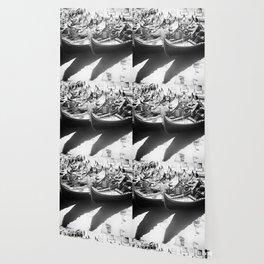 Gondole in Black&White Wallpaper