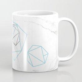 Abelie (Baby blue & Silver) Coffee Mug