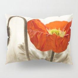 Poppy Red 0171 Pillow Sham