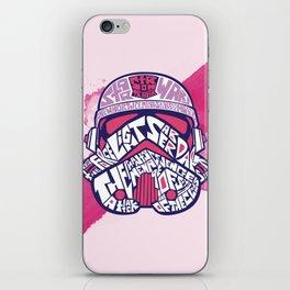 En rose iPhone Skin