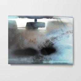 Urban Abstract 93 Metal Print