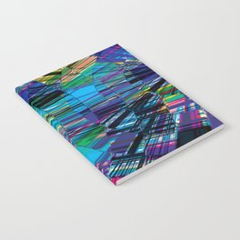 Cyber dimension Notebook