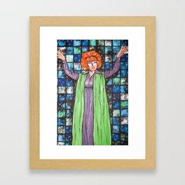 Endora Framed Art Print