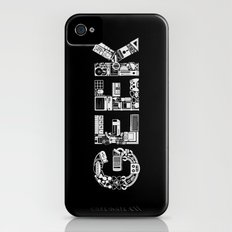 I Be Au Sm Slim Case iPhone (4, 4s)