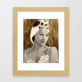 Margot Framed Art Print