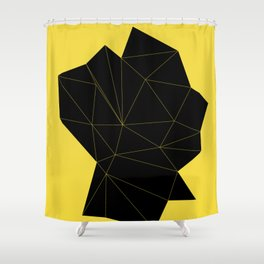 Human Head Shower Curtain