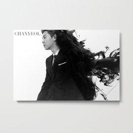 Chanyeol 1 Metal Print