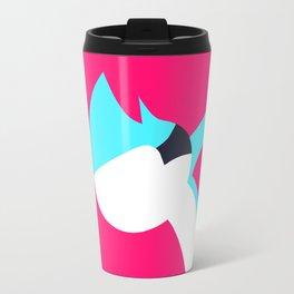 Mordecai - Regular Show Travel Mug