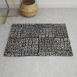 Chalkboard Rug