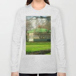 The Statuary Pavilion Long Sleeve T-shirt