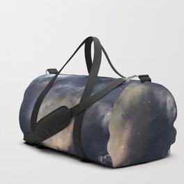 GOLD NEBULA Duffle Bag