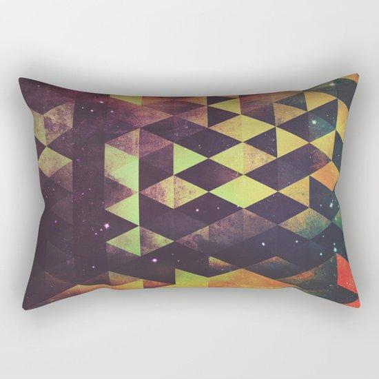 yrgyle nyyt Rectangular Pillow