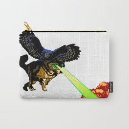 OWL WOLF ALLIANCE Carry-All Pouch