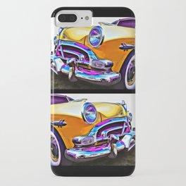 1951 Yellow Hudson Hornet iPhone Case