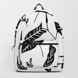 Botanic poster Backpack