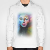 psychedelic Hoodies featuring Psychedelic  by Halinka H