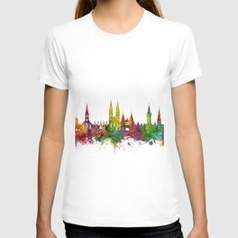 Lubeck Germany Skyline T-shirt
