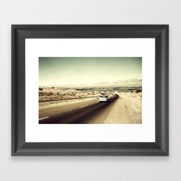 Highway Framed Art Print