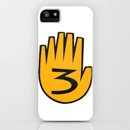Diary 3 iPhone Case