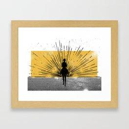 That's It, That's All Framed Art Print