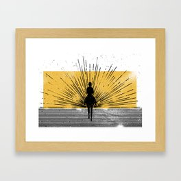 That's It, That's All Framed Art Print