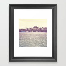 Claddagh2 Framed Art Print