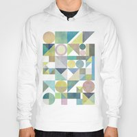 nordic Hoodies featuring Nordic Combination 21 by Mareike Böhmer