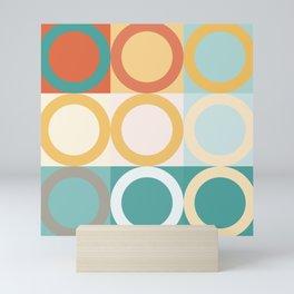 impressive colors Mini Art Print