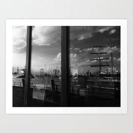 reflections IV Art Print
