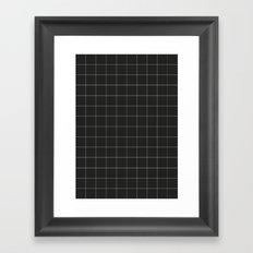 10PM Framed Art Print