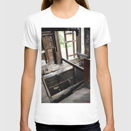 Exploring the Longfellow Min of the Gold Rush - A Series, No. 6 of 9 T-shirt