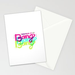 Together We Go Stationery Cards