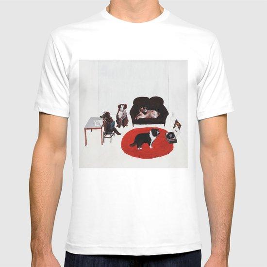 Damn Dogs T-shirt