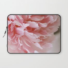 Peony Pink Laptop Sleeve