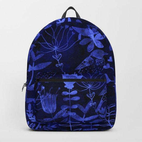 Abstract Botanical Garden Backpack