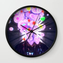 Over Thinking Wall Clock