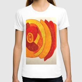 The Echo of Meditation Music T-shirt