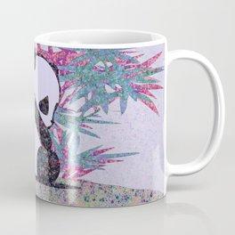 Sad Panda (paper cut) Coffee Mug