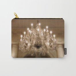 Sparkling Chandelier Carry-All Pouch