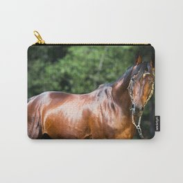 bay sportive stallion Carry-All Pouch