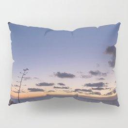 Indigo Evening Pillow Sham