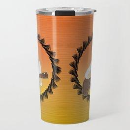 Ukulele musician Travel Mug