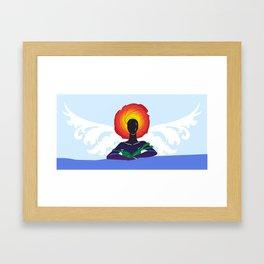 Yoruba Framed Art Print