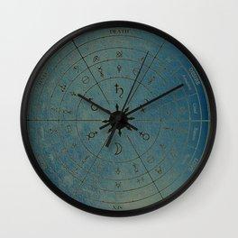 LIBER NULL Wall Clock
