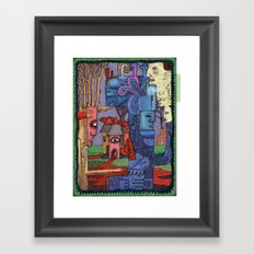 Daydream Believer Framed Art Print